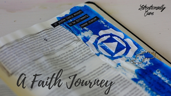 A Faith Journey